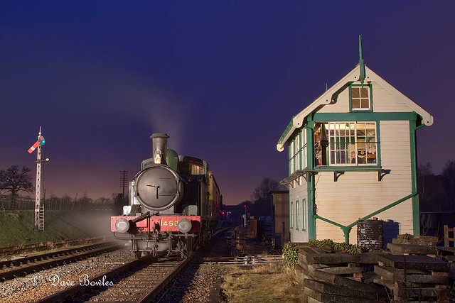 10th February 2011. 1450 at the GCR