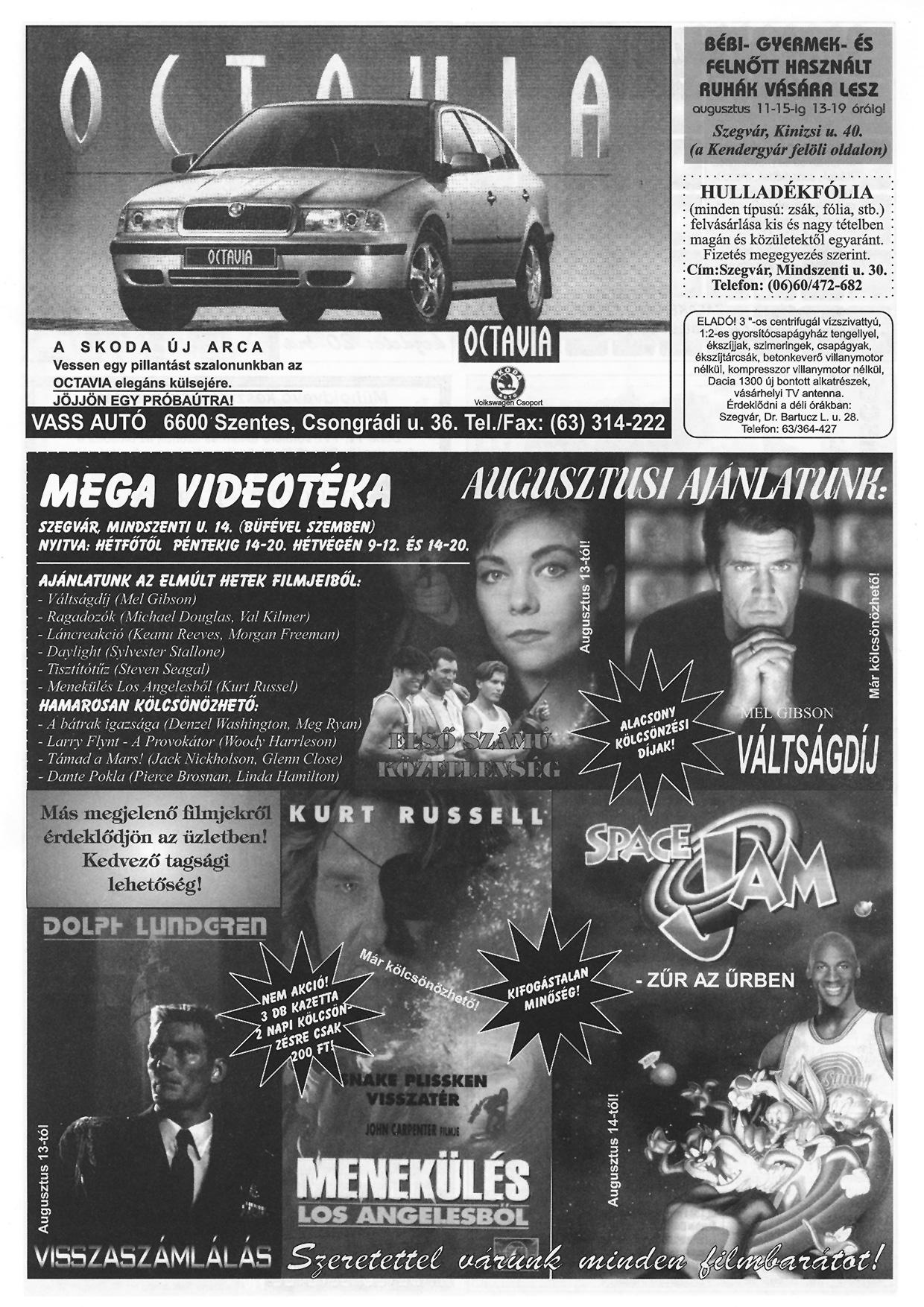029 Tuti Tipp reklámújság - 19970809-067. lapszám - 3.oldal - III. évfolyam.jpg