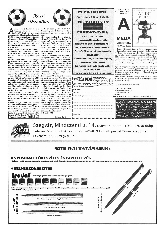 060 Tuti Tipp reklámújság különszám - 19981205-099+009. lapszám - 4.oldal - IV. évfolyam.jpg