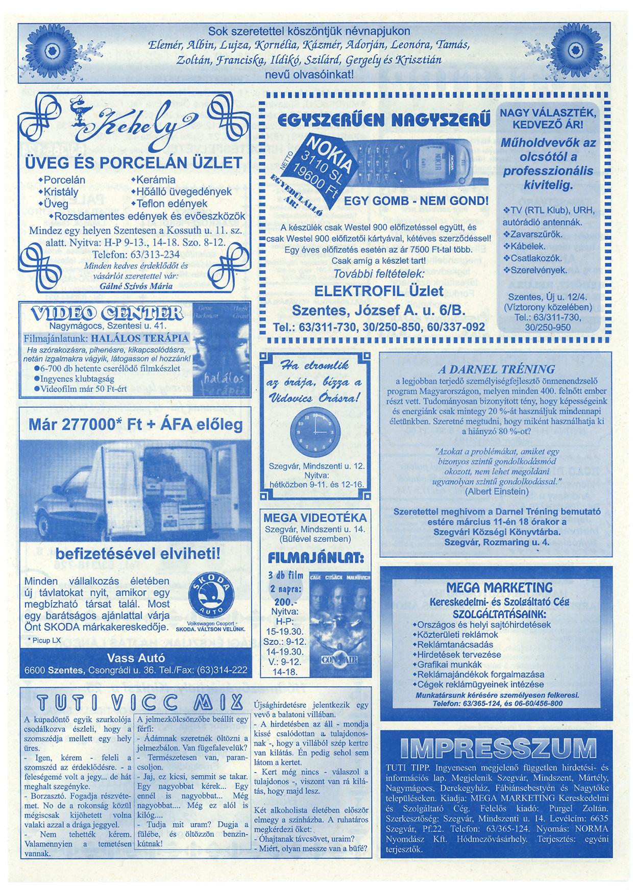 006 Tuti Tipp reklámújság - 19980228-080. lapszám - 2.oldal - IV. évfolyam.jpg