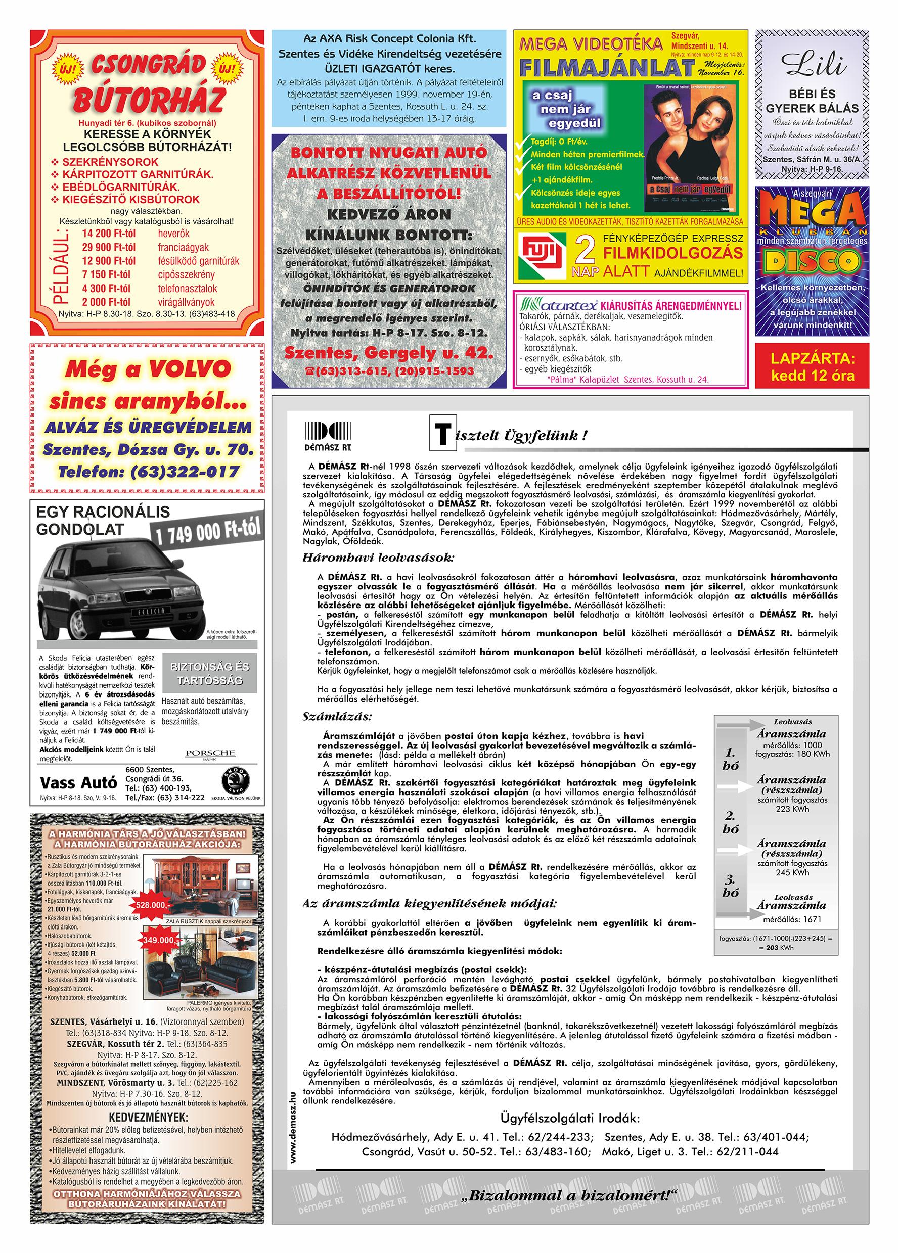 068 Tuti Tipp Extra reklámújság - 19991113-021. lapszám - 2.oldal - V. évfolyam.jpg