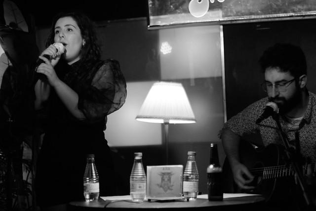 Lucia Ranz & Rocio DLao + Ara Fiore @Maravillas Club