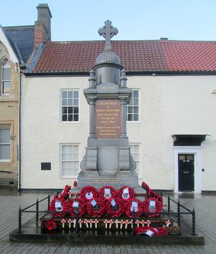 Bishop Auckland War Memorial