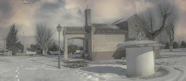 Ermita nevada .