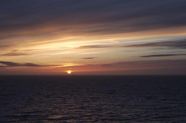 Sunset @ Cap Gris-Nez
