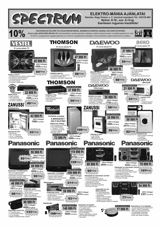 016 Tuti Tipp reklámújság különszám - 19990508-120. lapszám - 2.oldal - V. évfolyam.jpg