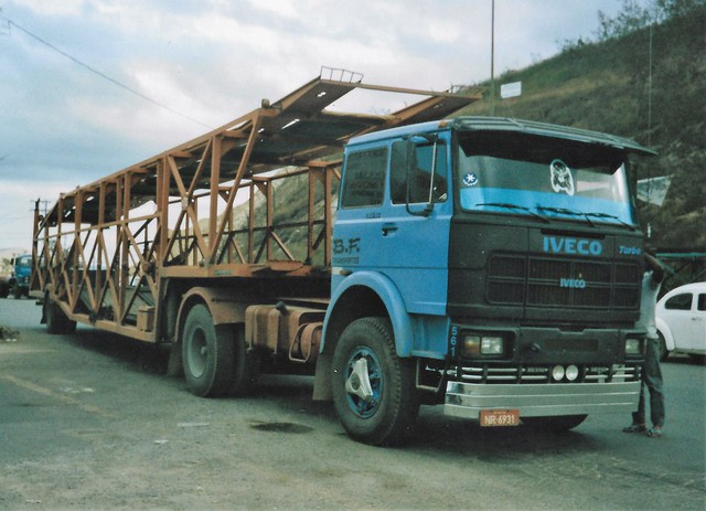 Iveco (FIAT): BF Transportes #561 (Brazil)