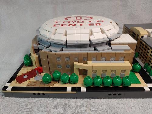Toyota Center - Built 2