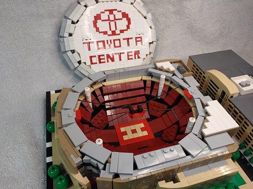 Toyota Center - Built 4