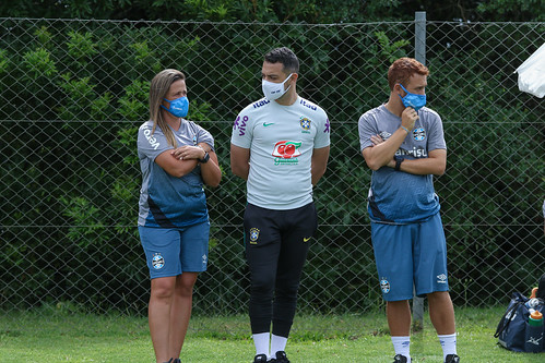 Jogo-treino - Grêmio x Seleção Brasileira Feminina