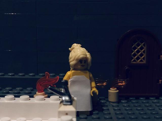 LEGO Until Dawn - Sam