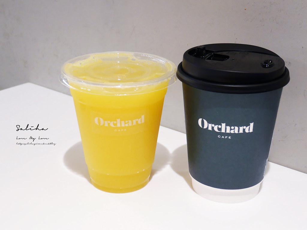 台北甜點推薦Orchard Taipei永康街咖啡廳下午茶ig甜點大安區美食 (6)