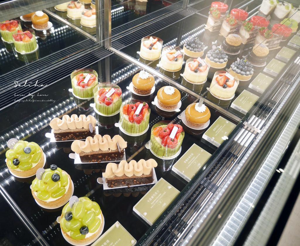 台北東門站咖啡廳子下午茶推薦Orchard Taipei日本蛋糕甜點好吃美食生日蛋糕 (1)