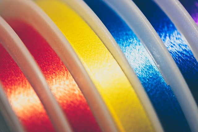 Ribbons on a Reel