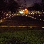 Lights at Winckley Square, Preston