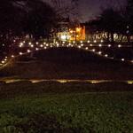 Lights at Winckley Square, Preston