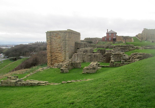 Tynemouth Castle Outbuilding