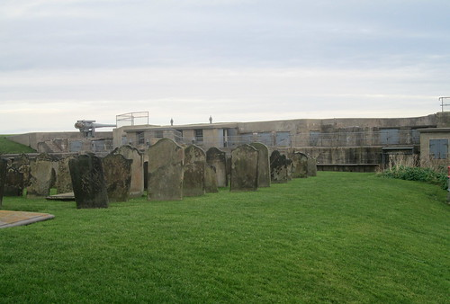 Tynemouth Castle and Priory Fortification