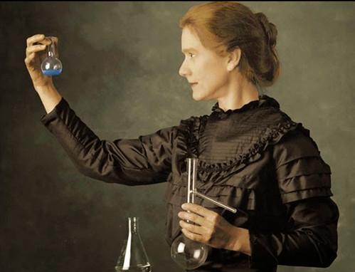 Maria Sklodowska o Marie Curie