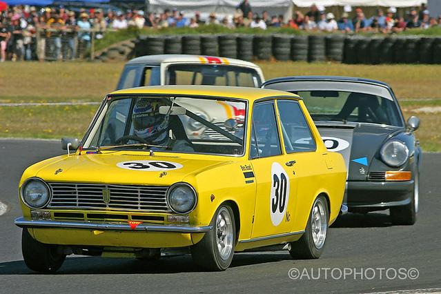 Ben Read - Datsun 1000 - Phillip Island Classic 2006 - IMG_0497