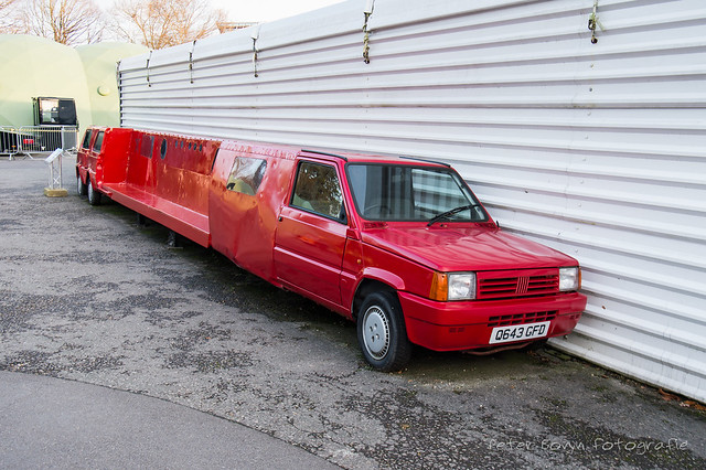 Fiat Panda Limousine - 1992