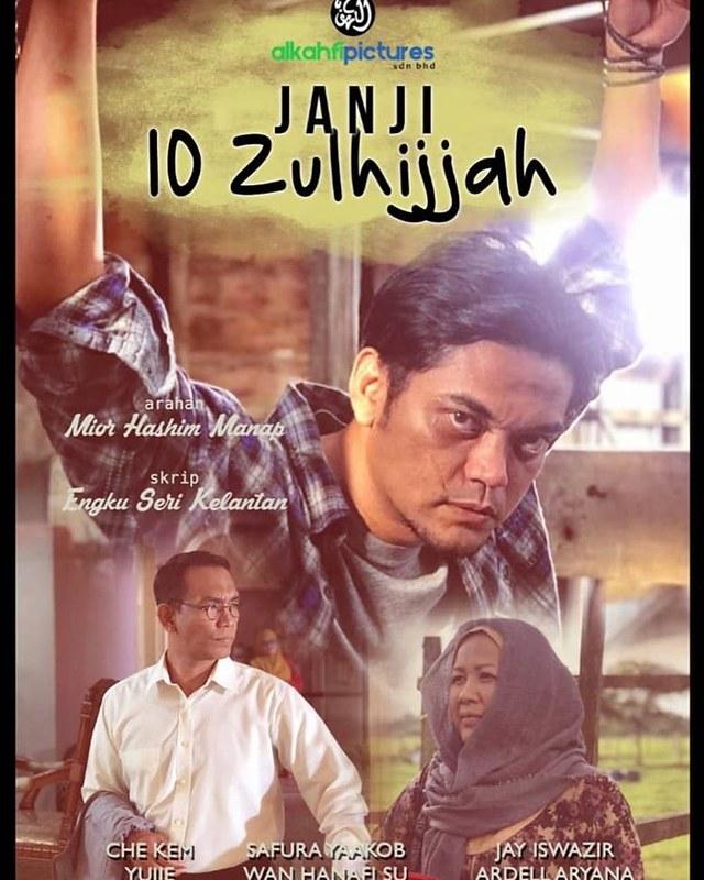 Poster Janji 10 Zulhijjah