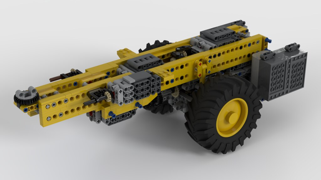 Chassis WIP 7