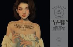 Ladybird. // Basterdes Tattoo @ Mainstore ♥