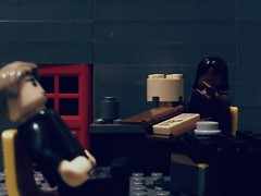 The Monster by Eminem and Rihanna LEGO