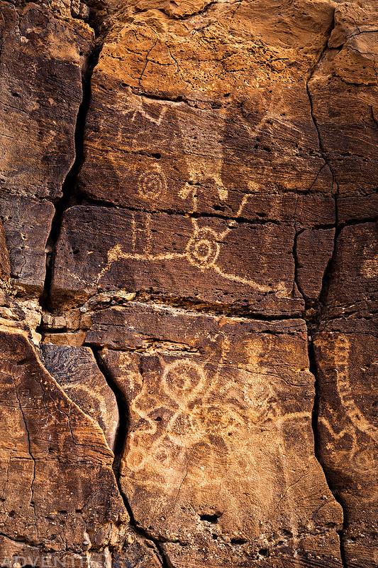 Red Hills Petroglyphs