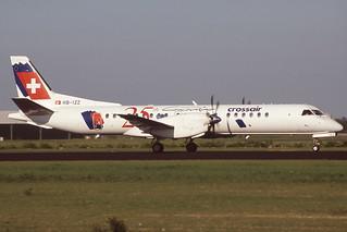 HB-IZZ Schiphol 14-6-2005