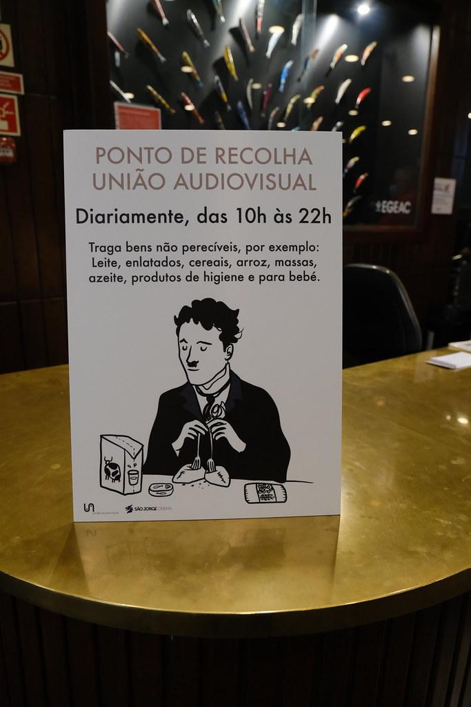 Encontro com trabalhadores da cultura, Lisboa, Jan 2021