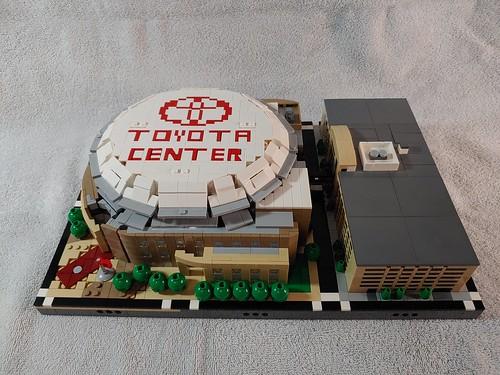 Toyota Center - Built 1