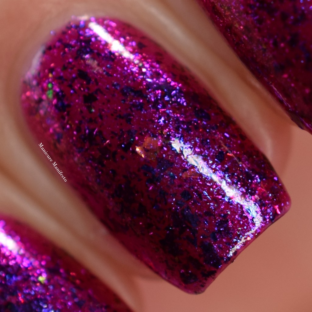 Paint It Pretty Polish Polish Enchanted Rose swatch