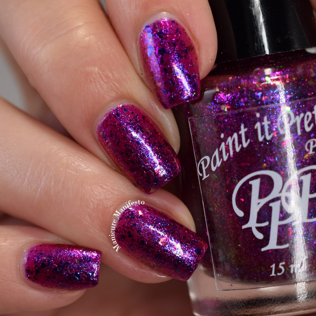 Paint It Pretty Polish Polish Enchanted Rose