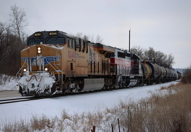 Job 85 Departs Roseport