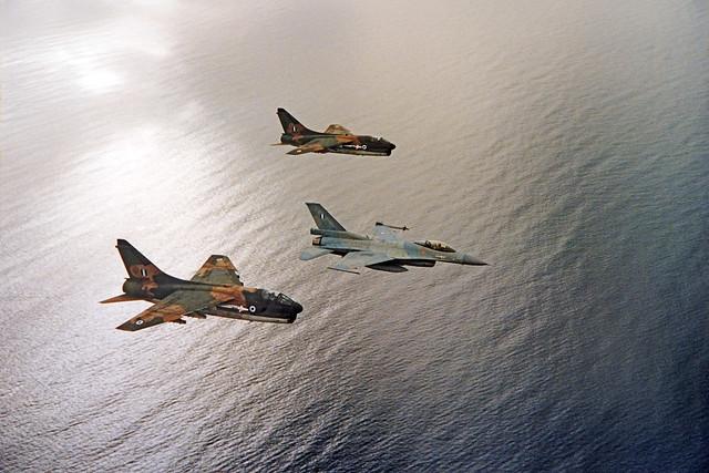 Over the Aegean Sea II