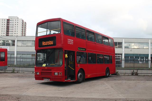 Route H22, London United, VA9, N139YRW