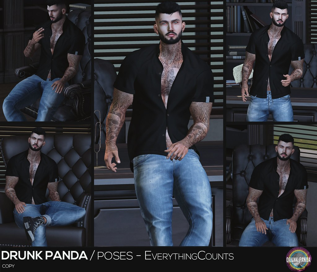 Drunk Panda - EverythingCounts