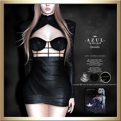 (AD) -AZUL- Amanda [BlackFair]