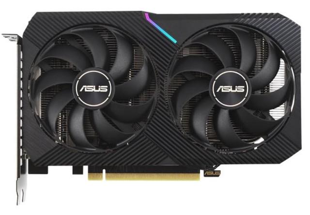 Dual GeForce RTX 3060