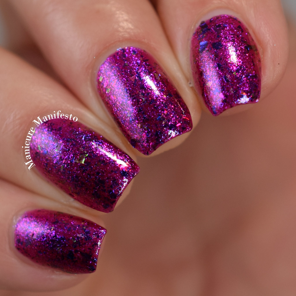 Paint It Pretty Polish Polish Enchanted Rose review