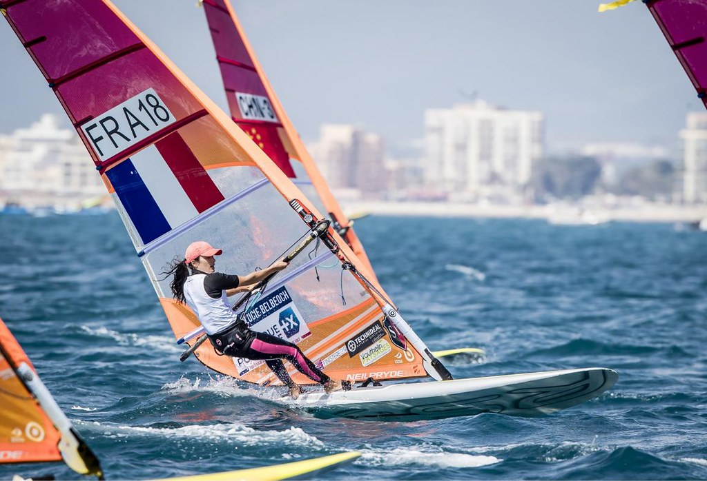 Lucie Belbeoch - RS:X