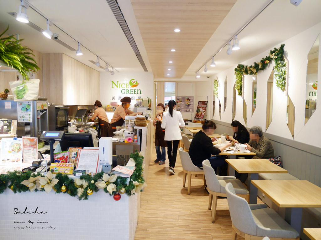 台北東區美食NICE GREEn忠孝復興站餐廳推薦好吃蔬食料理火鍋蛋糕生菜 (3)