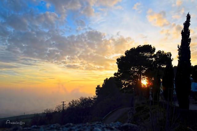 19_Puesta de sol en Baeza