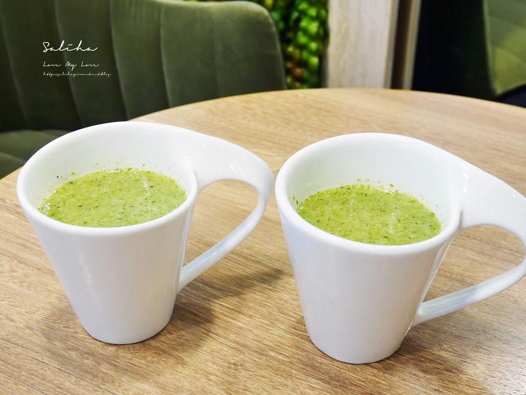 台北大安區復興南路餐廳推薦NICE GREEn不限時可久坐好吃蔬食料理美食有素食下午茶 (4)