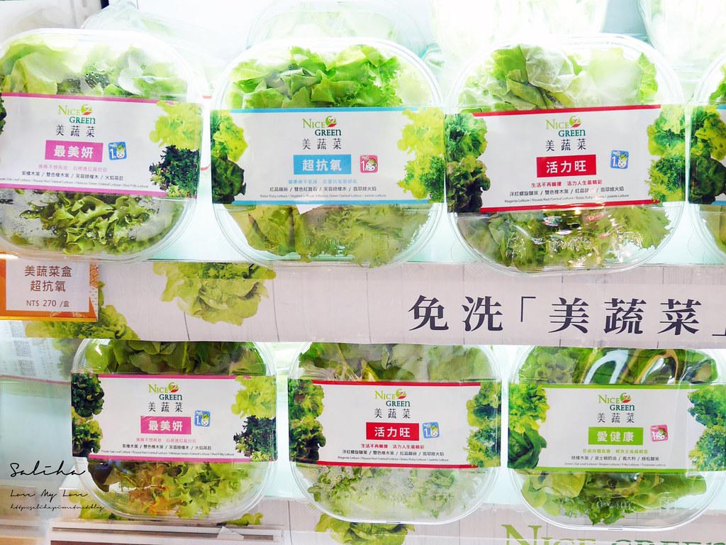 台北NICE GREEn忠孝店sogo附近生菜蔬食餐廳健康養生料理 (4)