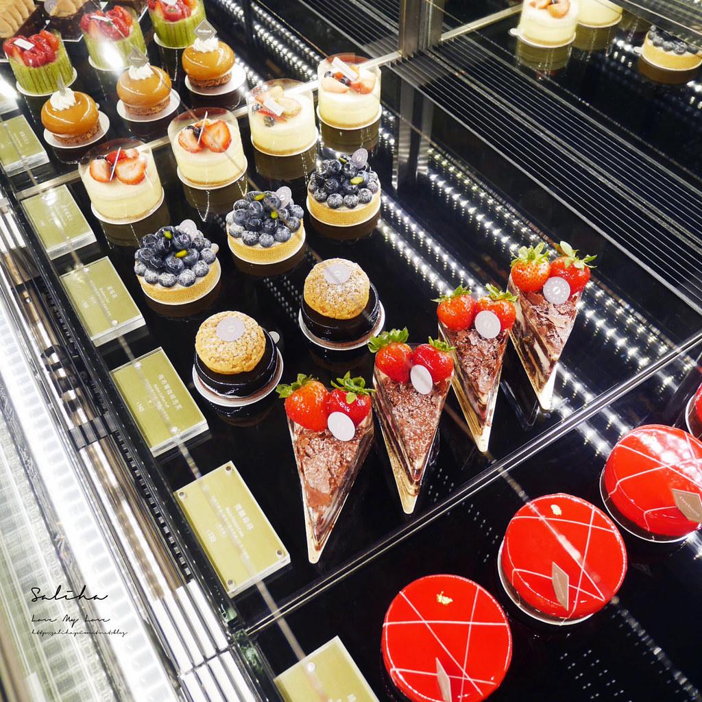 台北咖啡廳下午茶Orchard Taipei永康街甜點蛋糕推薦大安區咖啡廳 (8)