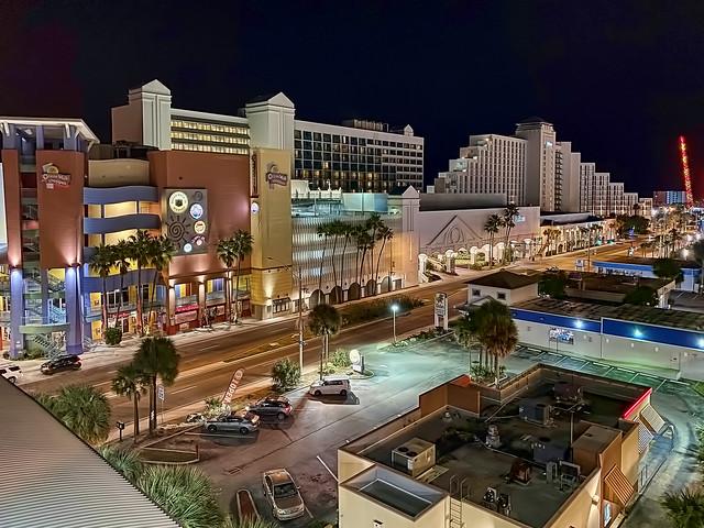 City of Daytona Beach, Volusia County, Florida, USA