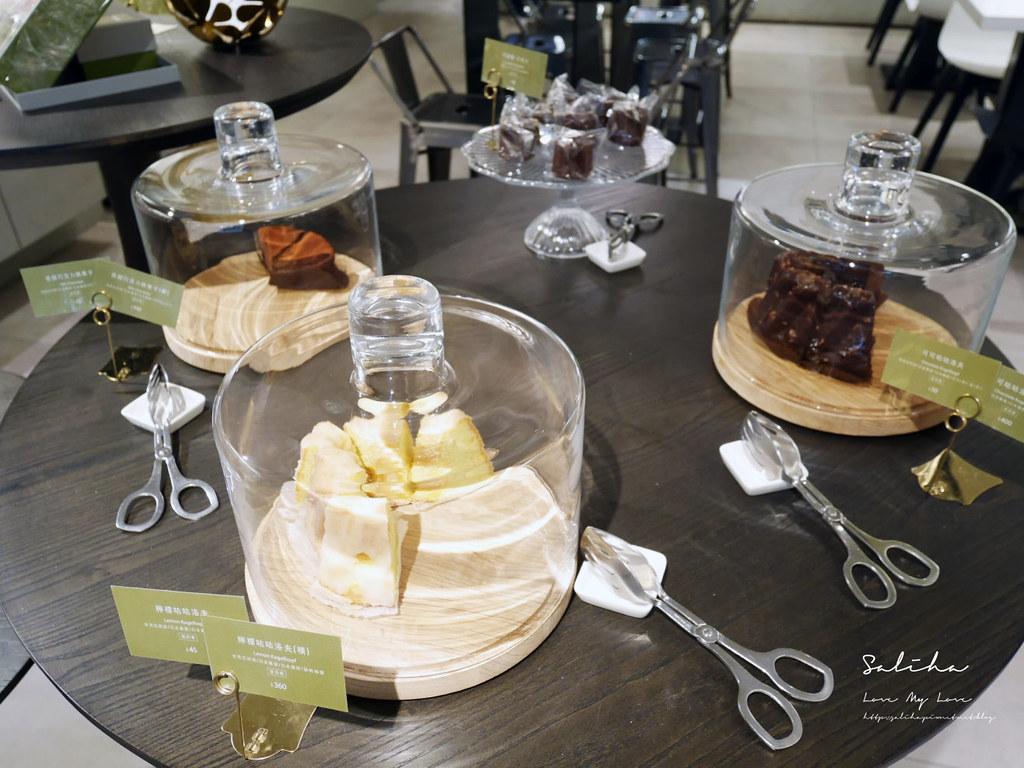 台北咖啡廳下午茶Orchard Taipei永康街甜點蛋糕推薦大安區咖啡廳 (1)